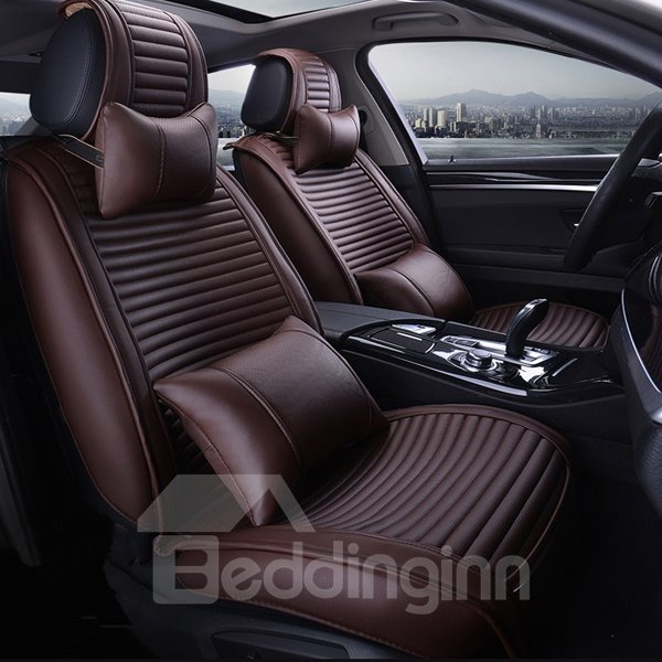 Solid Classic Business Matched Most Car Model Car Seat Cover