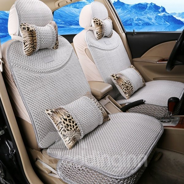 Summer Fresh And Environment Material Universal Car Seat Cover