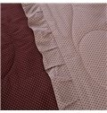 Royal Brown Pure Organic Cotton Summer Quilt