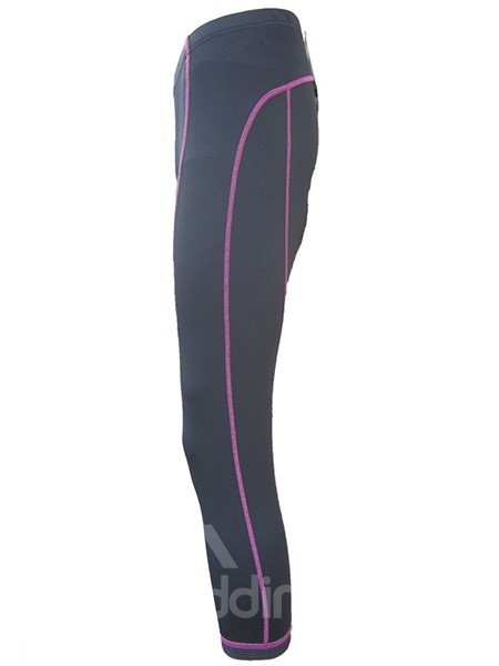 Quick-drying Cycling Padded for Men&Womens Outdoor Compression Pants Tights