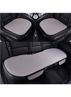 Classic Simple Business Cooling Material Car Seat Mat
