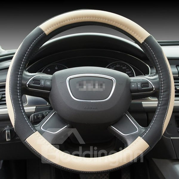 Colorful Classic Matched Newest Style Steering Wheel Cover