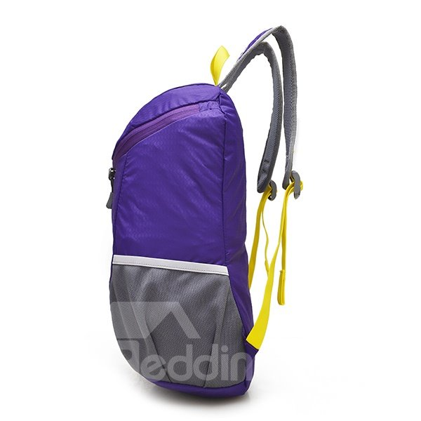 New Arrival Lightweight Camping Hiking Cycling Foldable Nylon Backpack