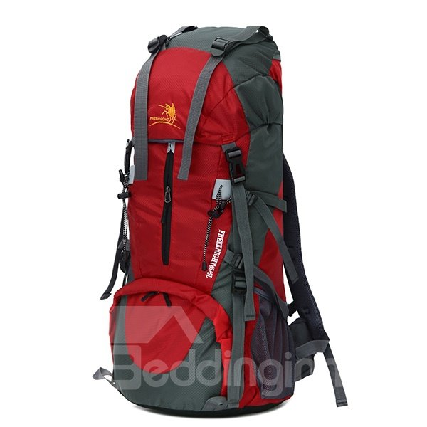 70L Extra High Capacity Nylon WaterproofTravel Outdoor Backpack