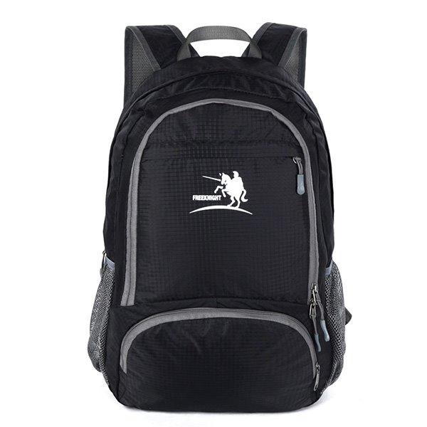35L High Capacity Foldable Cycling Hiking Camping Nylon Waterproof Backpack