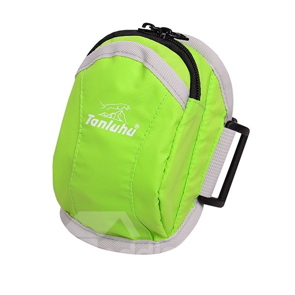 Unisex Mini Outdoor Running Lightweight Phone Bag Couple Wrist Bag