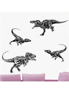 Creative Dinosaur Wall Stickers for Home Decoration