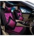 Square Format Pattern Advanced Crafts Universal Car Seat Cover