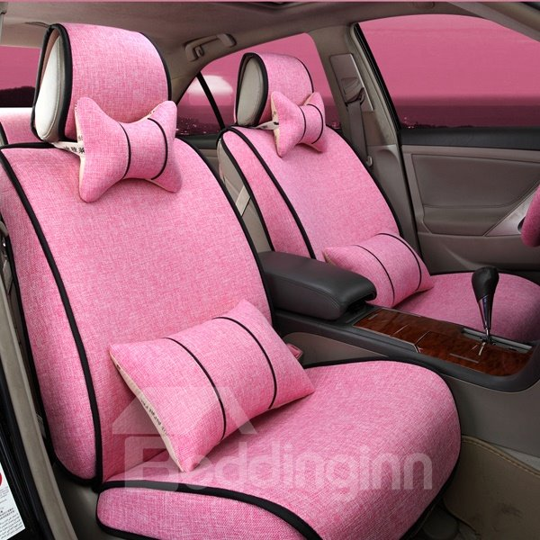 Solid Cool Design And Easy Breathable Performance Car Seat Cover