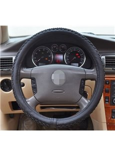 Comfortable Touch Feel New Arrival Cooling Material Steering Wheel Cover