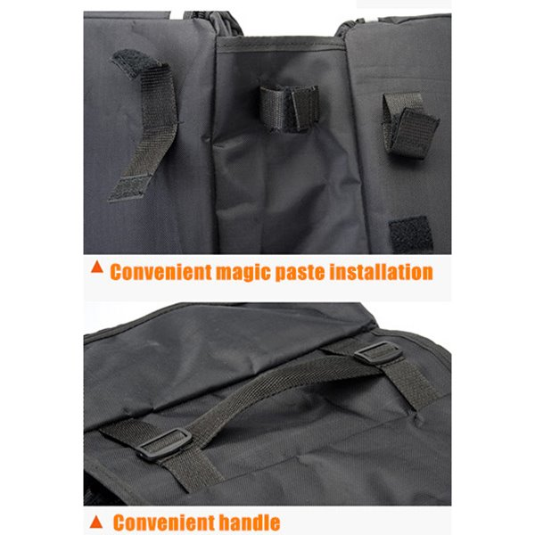Rear Seat Trunk Bag Panniers Cycling Waterproof Bike Bag