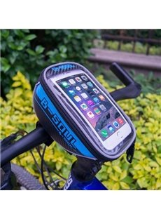 Bike Bag Cycling Bicycle Bike Frame Bags Top Tube Handlebars Bag