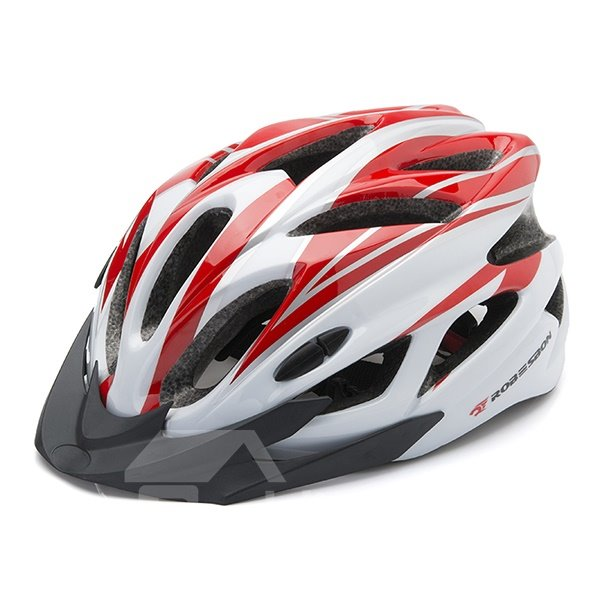 21 Flow Vents Integrated Bike Helmet Adjustable Cycling Safety Helmet
