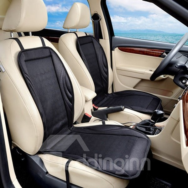 Cooling And Classic Ventilation Double Car Seat Mat
