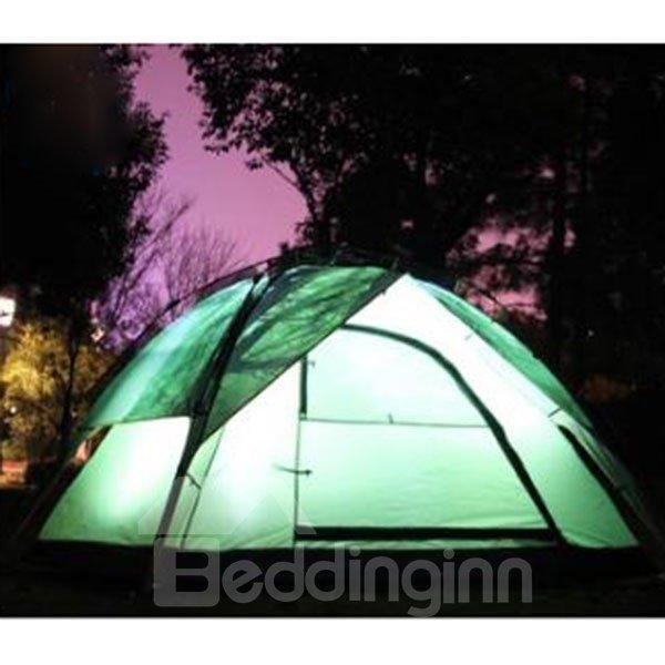 3-4 Person Green Dreamlike Galaxy Waterproof Camping Outdoor Tent