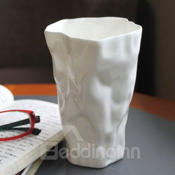 White Fashion European Sytle Coffee Cup and Mug