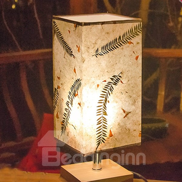 Simple Tree Branch Bohemia Style Table Lamp for Home Decoration