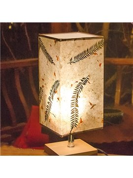 Simple Tree Branch Pattern Bohemia Style Table Lamp