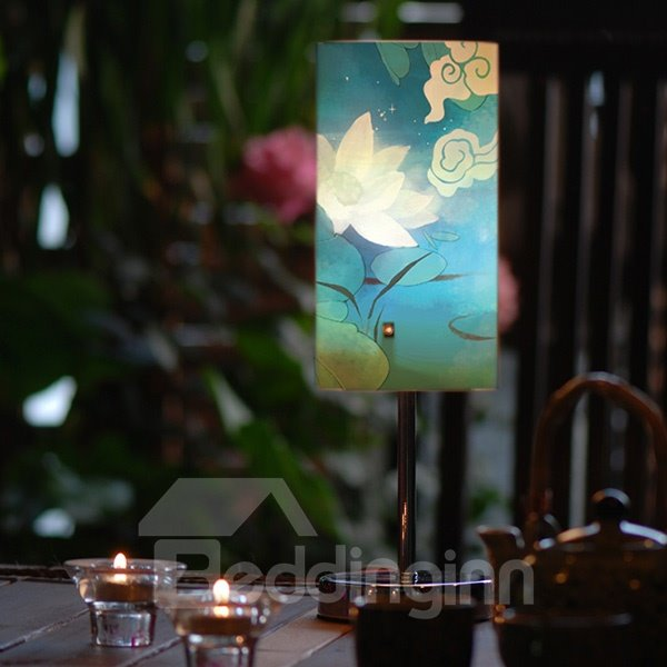 Cute Fashion Countryside Style Flower Night Light