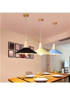 Creative European Style Pure Color Ceiling Light