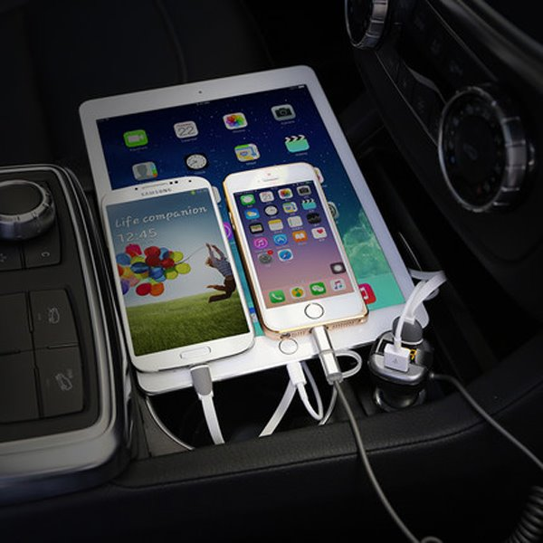 Most Popular And Multifunction Creative Car Charger