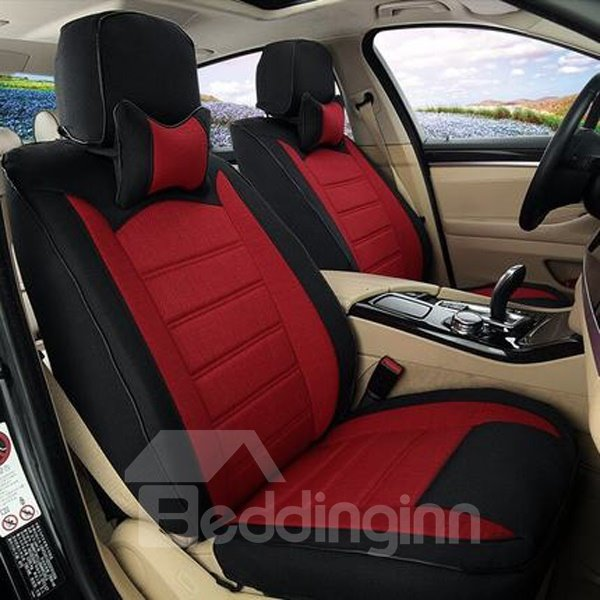 Classic Mix And Match Colors Universal Five Car Seat Cover
