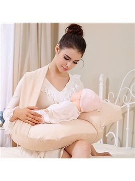 Super Comfortable Multi-Functional U Shaped Nursing Breastfeeding Pillow