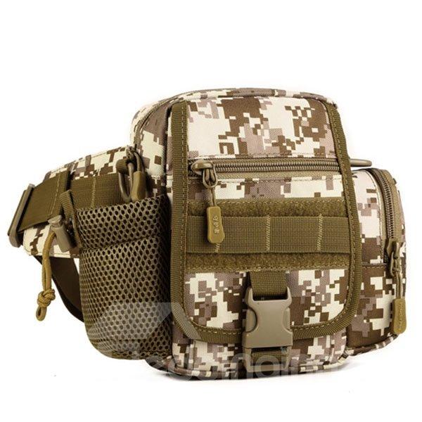 Outdoor Deployment Utility Gadget Tool Holders Trekking Gym Running Waist Bag