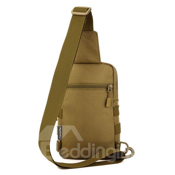 Square Bag Single Shoulder Outdoor Camping Trekking Backpack Daypack