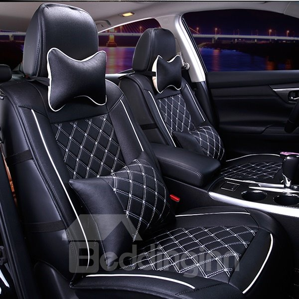 Classic Business With Sport Style Comfortable Universal Car Seat Cover
