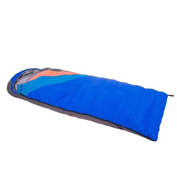 Ultralight Easy to Compress Attachable Tapered Rectangular Portable Envelope Sleeping Bag