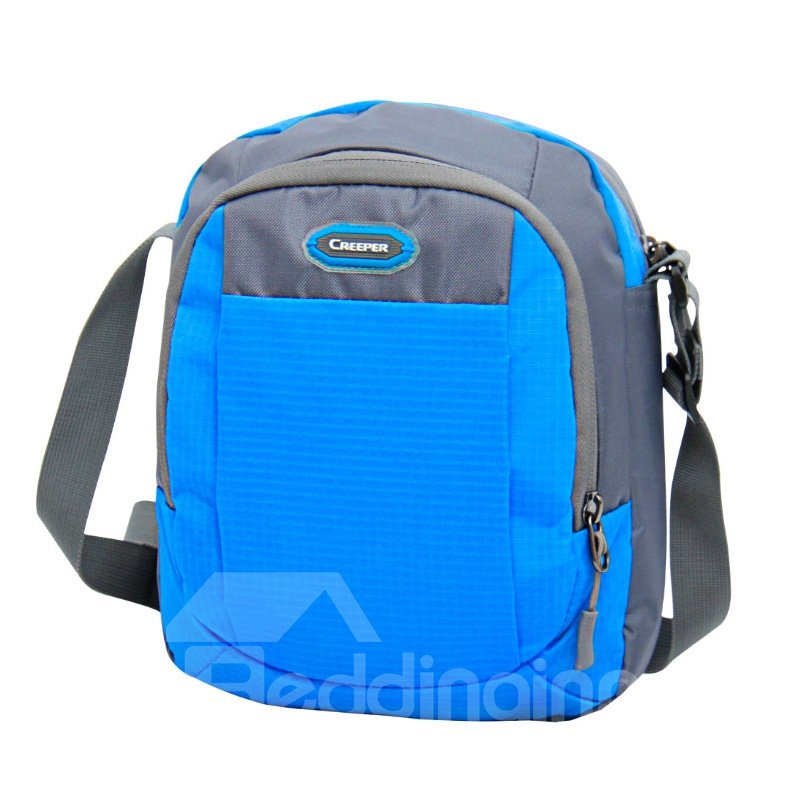 Sugar Color Bright Outdoor Simple Camping Trekking Hiking Sports Waist Bag Daypack