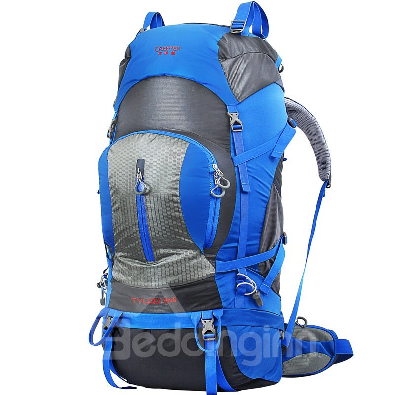 85L Extra High Waterproof Breathable Capacity Multifunctional Camping Hiking Traveling Backpack