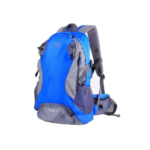 45L Outdoor Camping Hiking Trekking Traveling Lightweight Backpack