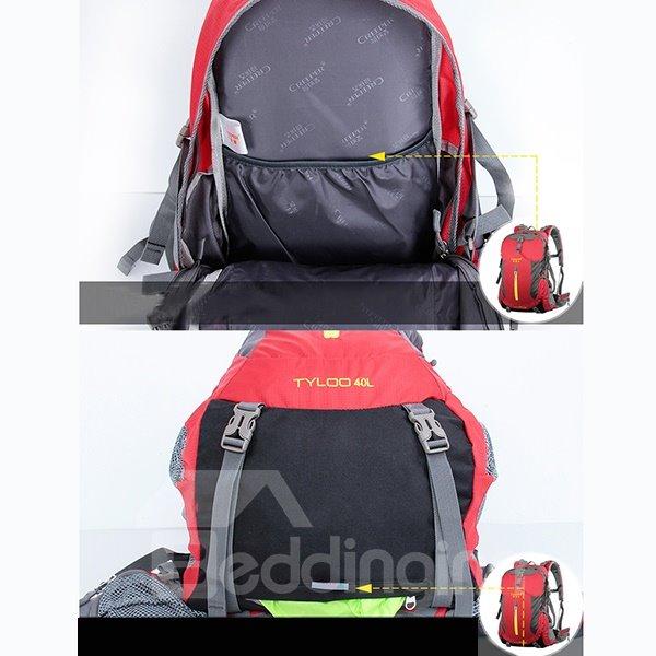 40L Multifunctional Outdoor Camping Hiking Trekking Travel Comfort Backpack