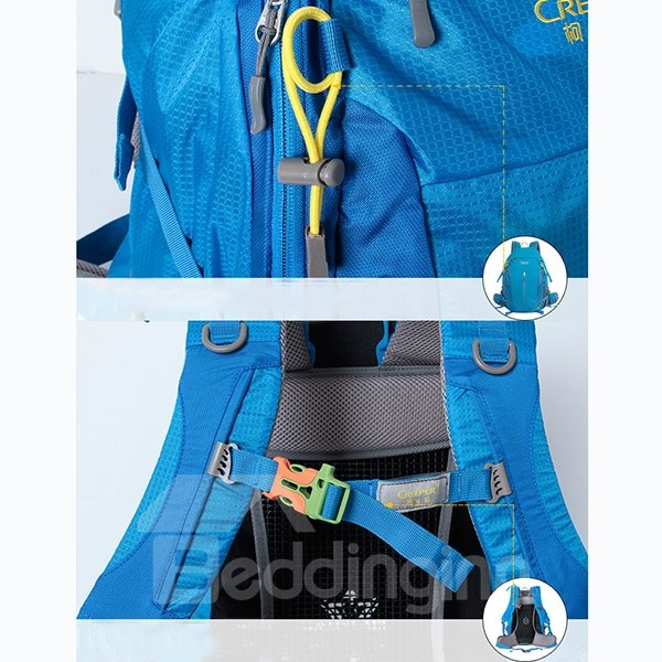 50L Detachable Outdoor Camping Hiking Trekking Traveling Sports Lightweight Backpack