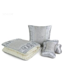High Applied And Most Comfortable Car Of Four Set Car Pillow