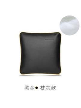 Super High Cost-Effective And Sporty Dual Solid Comfortable Car Pillow