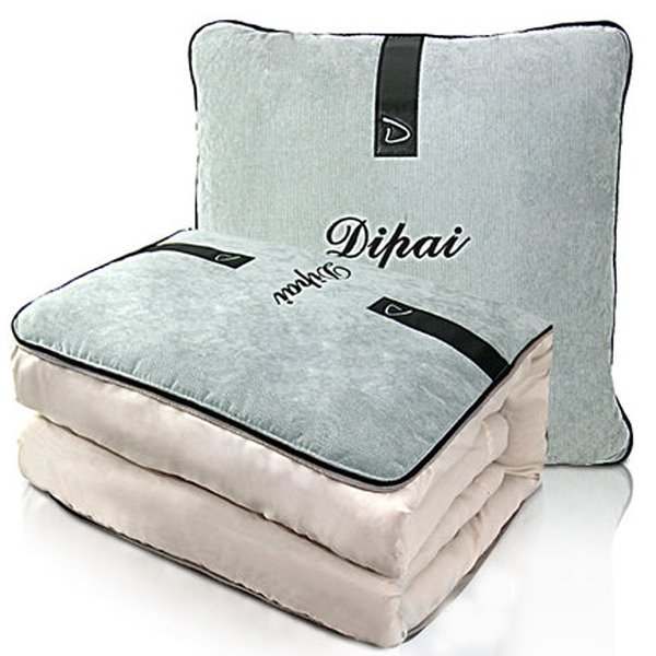 Most Comfortable Foldable Dual Creative Car Pillow