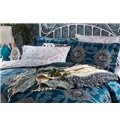 Amazing American Style 4-Piece Cotton Duvet Cover Sets