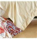 Popular Magnificent Flowers Reactive Printing 4-Piece Cotton Duvet Cover Sets