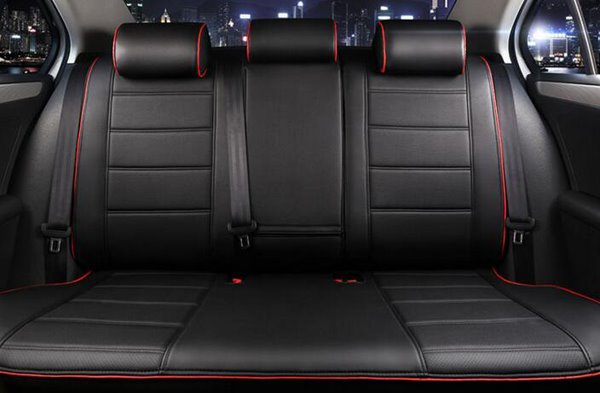 Streamlined Classic Sport Style Sleek Design Custom Fit Car Seat Cover