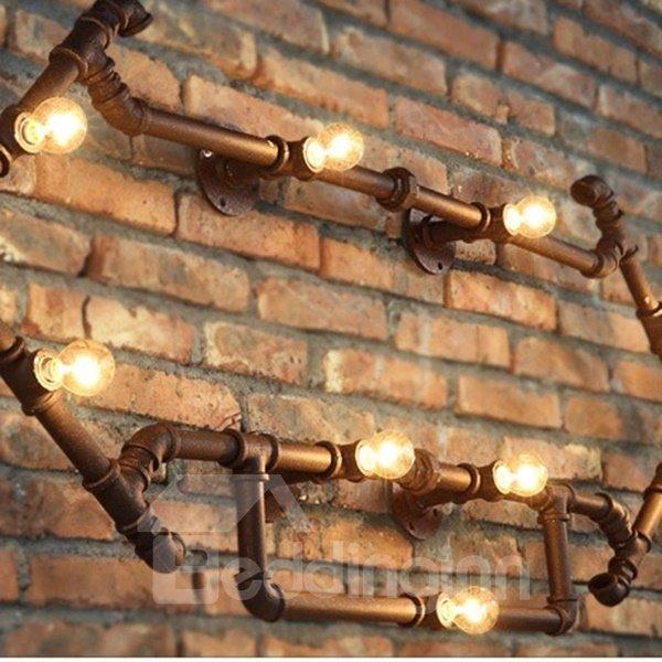 Attractive Modern Design Iron Arrows Shape Wall Light