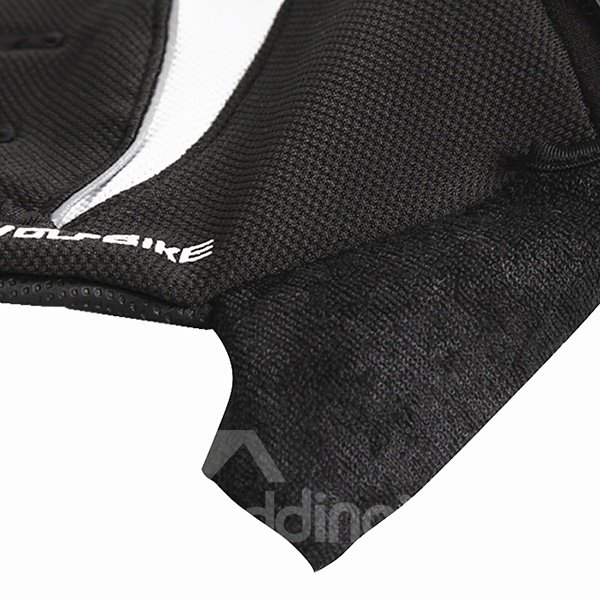 Unisex Wearproof Breathable Mountain Road Racing Cycling Half Finger Gloves