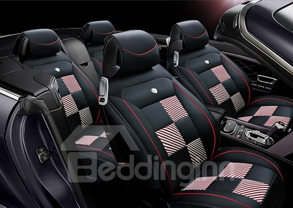 Classic Business Simple Style Universal Car Seat Cover