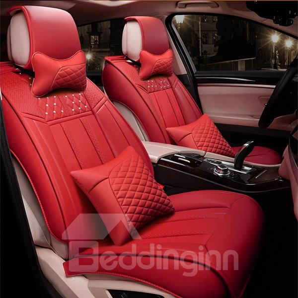 Fashionable And Solid Color Hot Selling Universal Car Seat Cover