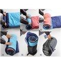 Colorful Outdoor Rectangular Camping Hiking Traveling Sleeping Bag