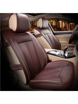Durable Leather Material And Most Popular Design Car Seat Cover