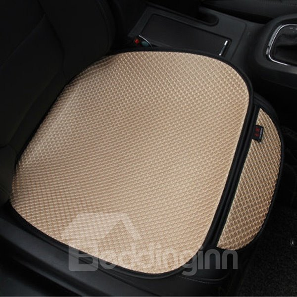 Environment Material And Breathable Single Car Seat Mat