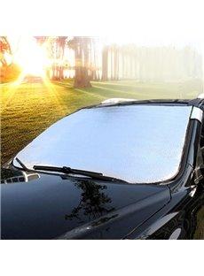 Super Large Size And Aluminum Foil Material Car Sun Shades